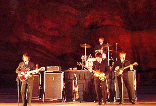 Beatles Concert at Red Rocks
