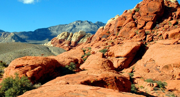 History of Red Rocks Park